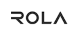 Logo for the Rola service.
