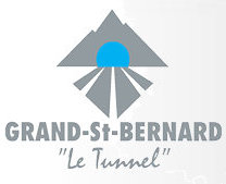 Logo of the Grand St. Bernard tunnel