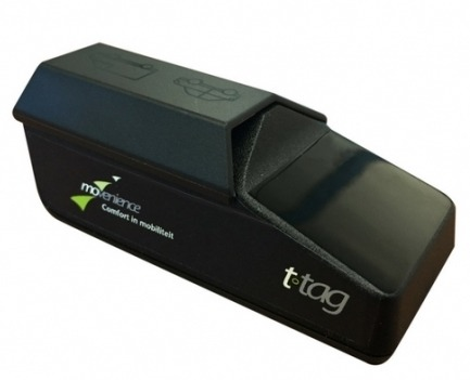 Image of the T-Tag OBU.